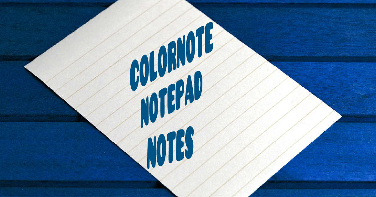 how to send colornote notepad notes to pc, Android, Mac