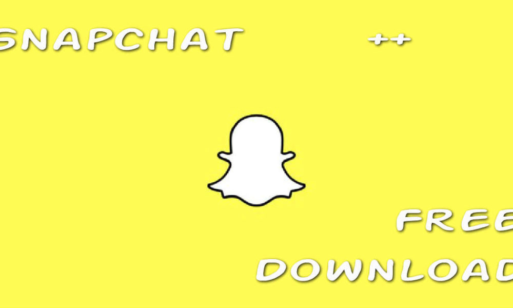 snapchat++ IPA 2019 Download and install free For iOS iPhone & Andrid