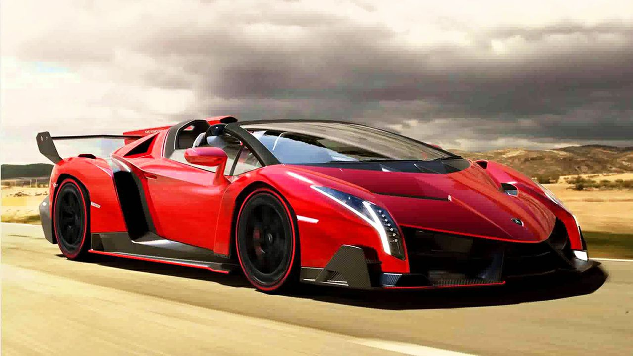 Top 10 Most Expensive Luxury Cars In The World 2018
