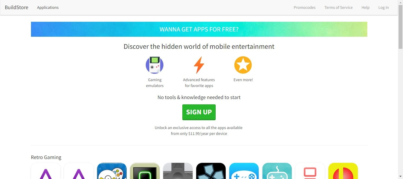 ติดตั้ง snapchat Plus Plus ผ่าน BuildStore
