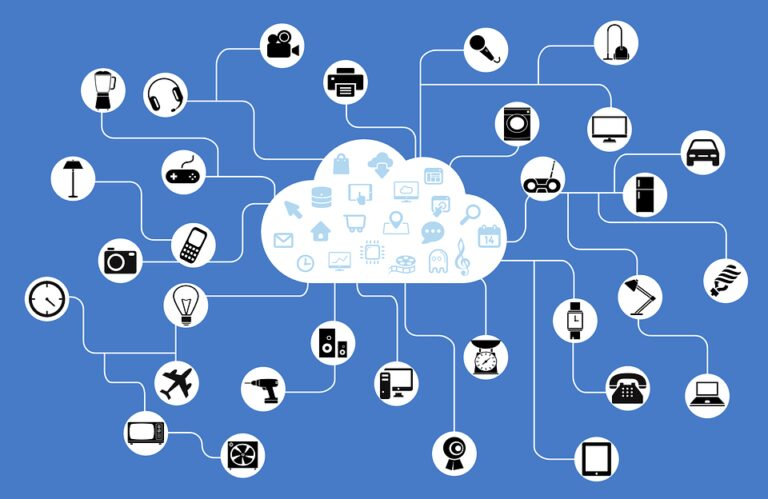 Top 7 Applications of IoT for Business
