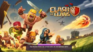 Addiction to Play Clash of Clans