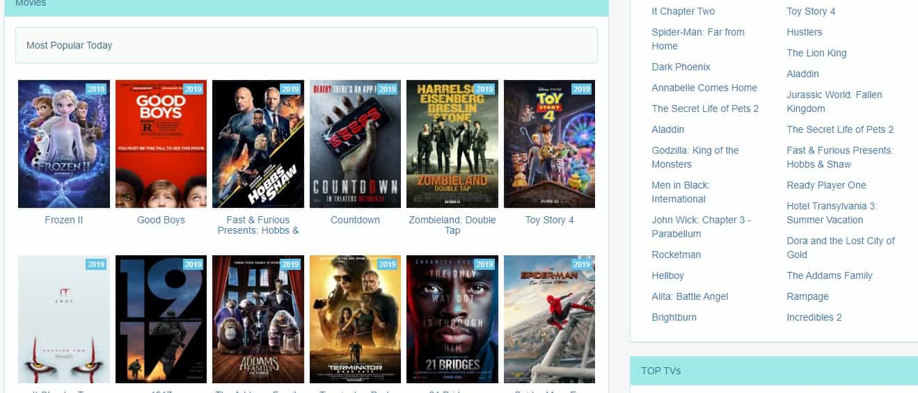 Use Soap2day to watch full TV series and HQ movies without any registration or credit cards