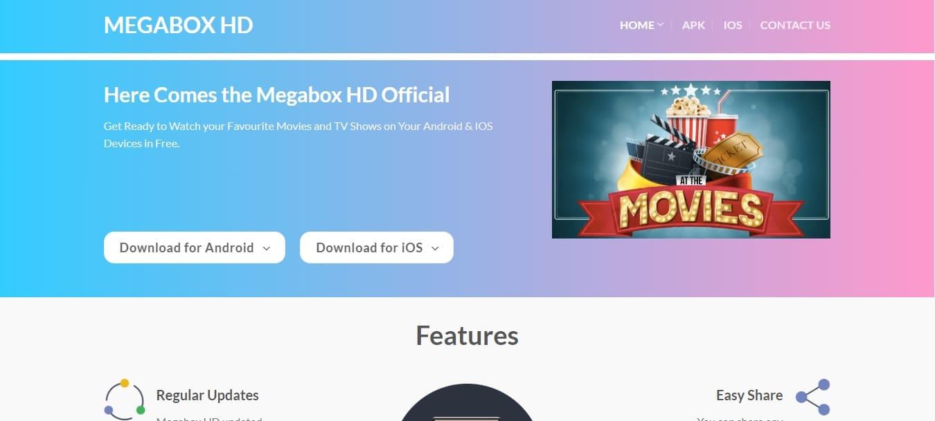 Megabox HD – Free Movie Streaming App