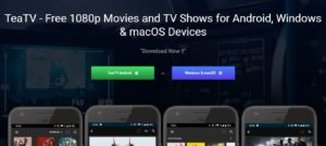 Tea Tv apk Download The Latest Version For Android