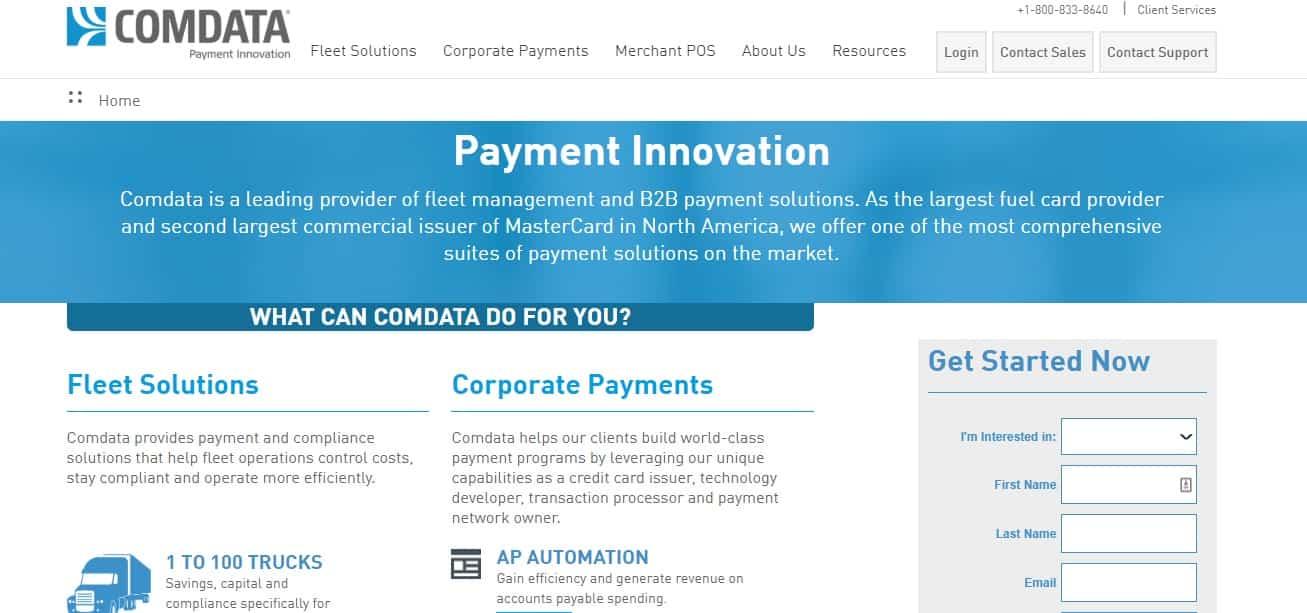 Comdata login | comdata.com The payment processor services