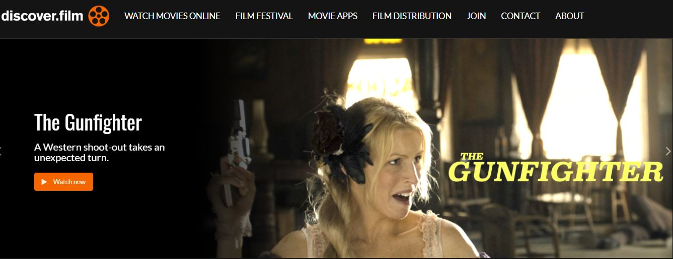 Discover Film also contains a large collection of short films.