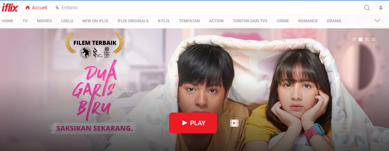 Watch Free Movies Online on iflix
