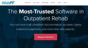 Webpt Member Login | The best physical therapy software