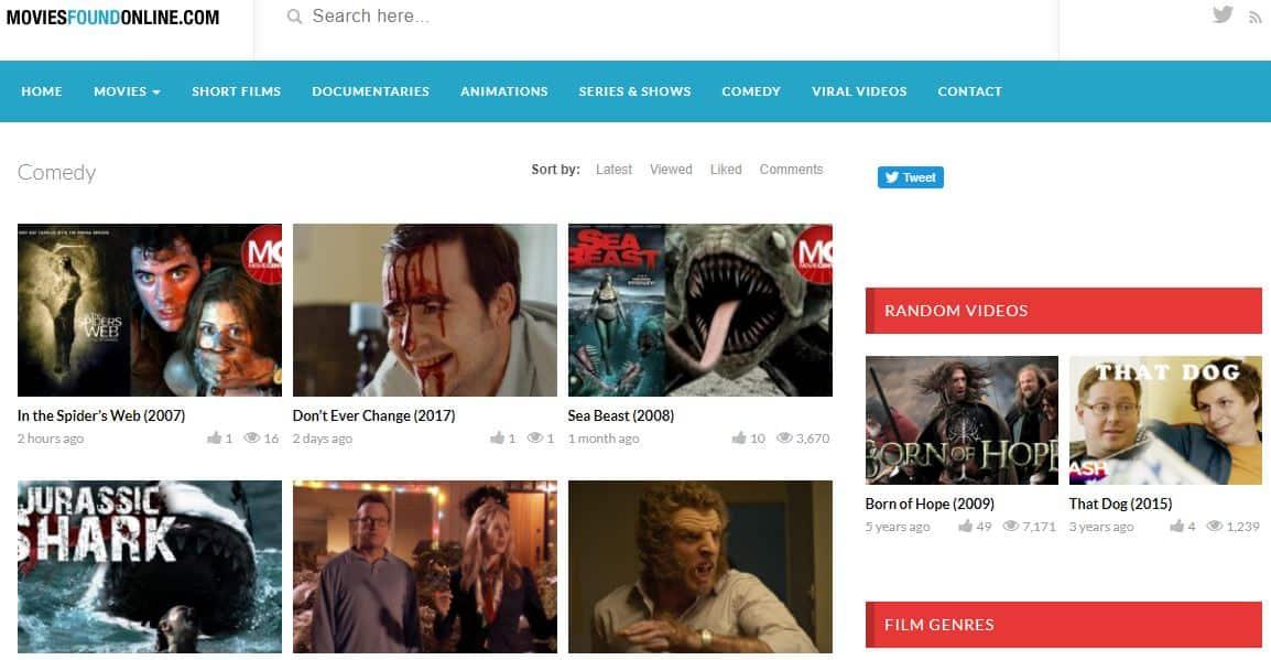 Movies found online - Free Movies Online Site