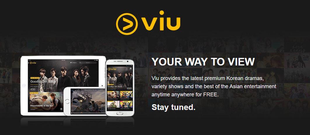 viu - Free Movie Streaming site