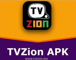 Tvzion Apk Download Free the Latest Version for Android