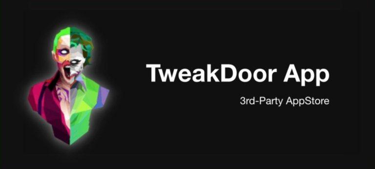 Tweakdoor App Download Free the Latest Version
