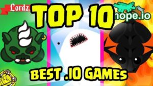 Best Free Io Games to Play with Friends 2020