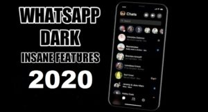 How to Use WhatsApp (Black) Dark Mode the Latest Version For Android