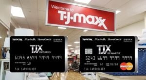 Tjx Credit Card Payment Online Account Login Guid