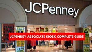 Jcpenney Associate Kiosk Login Portal Guid