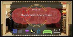Macys Insite My Schedule Plus Employee Login Guid