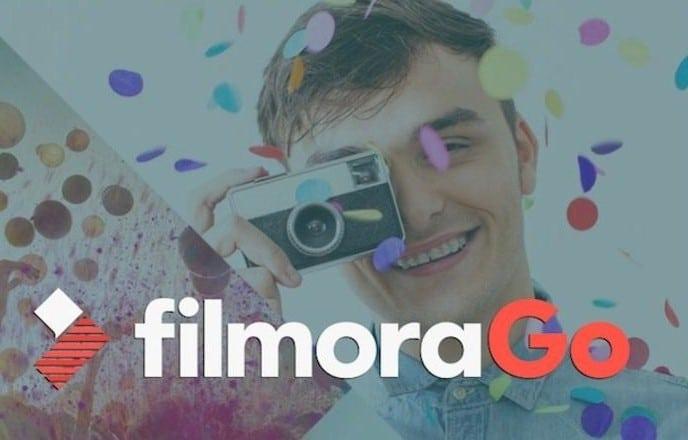 Download FilmoraGo Pro MOD APK the Latest Version 2021
