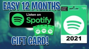 How to Get, Fix and Redeem Spotify Gift Cards Free (2021) Working 100%