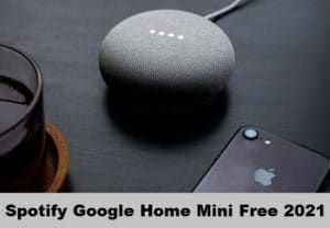 How to Get Spotify Google Home Mini Offer 100% Free 2021