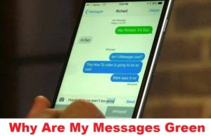 Why My iPhone Messages Green on iMessage and How to Fix it