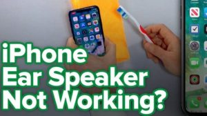 How to Fix My iPhone Speaker Not Working Sound For iPhone & iPad