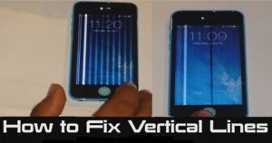 How to Fix Vertical Line on iPhone Screen (Final Solution)