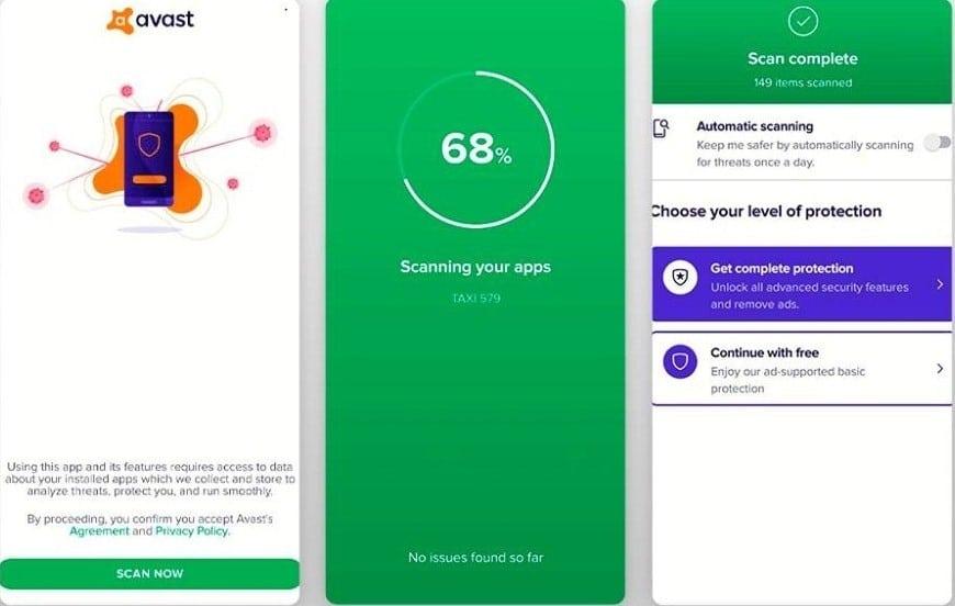 Download Avast Mobile Antivirus Pro APK Full Free (MOD + Unlocked Premium) Latest Version 2021