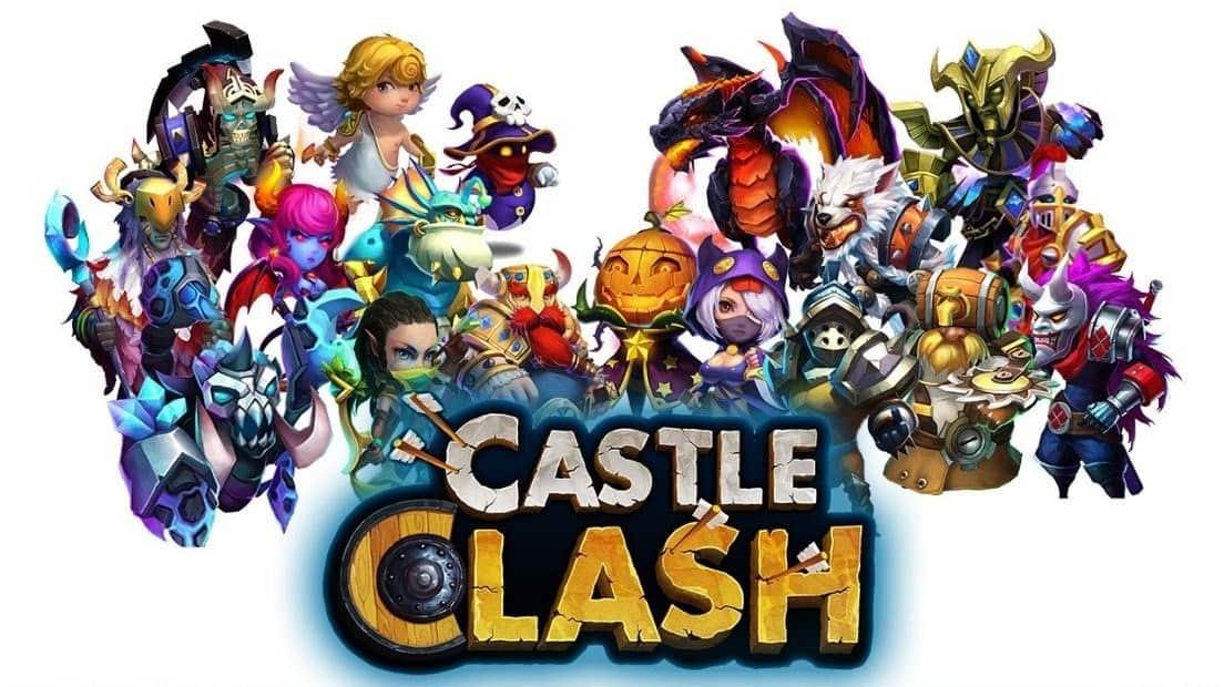 Features of Castle Clash MOD APK