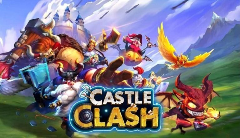 Castle Clash MOD APK v1.9.31 + DATA (Unlimited Money, Free Shopping)