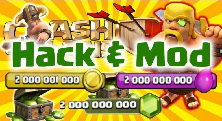 Clash of Clans MOD APK 2021 Latest Version (Unlimited Everything)