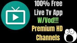 Exodus Live TV APK (MOD, Cracked) Latest Version for Android / Firestick