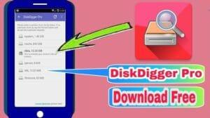 DiskDigger Pro APK Free Download (MOD, Pro Unlocked, No Root)
