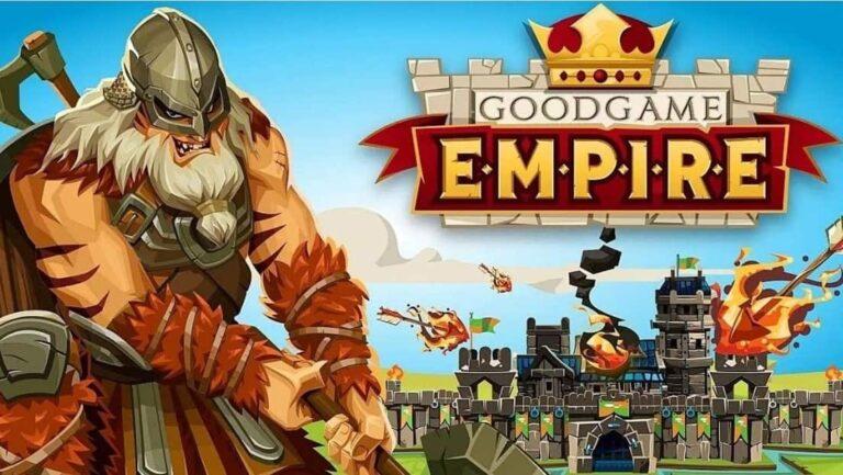 Empire Four Kingdoms MOD APK (Unlimited Rubies, Money, Gems)