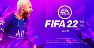 FIFA 22 Mobile MOD APK + OBB + Data Offline Download (Latest Version)