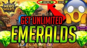 Hero Wars MOD APK (Unlimited Gems, Emerald) Download Latest Version
