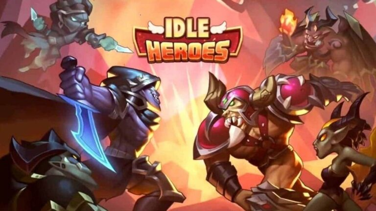 Idle Heroes MOD APK Download (Unlimited Everything) 2021
