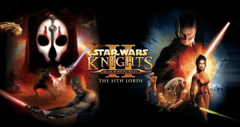 Star Wars: Kotor II MOD APK Download (Unlimited Money, GOD Mode)