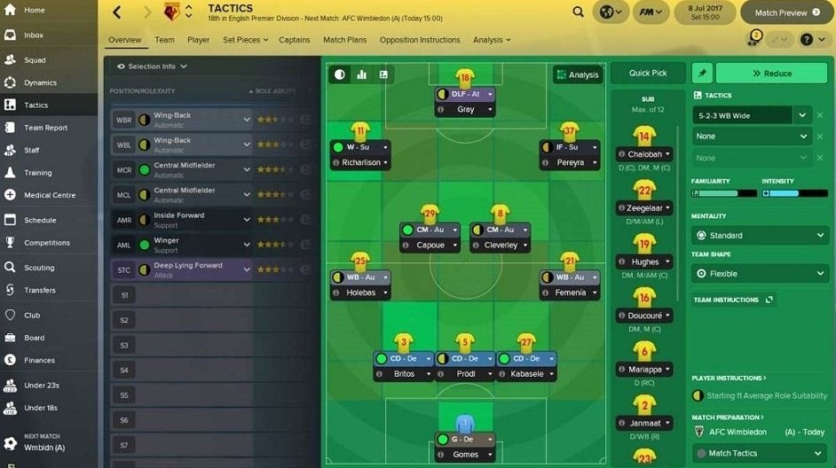 Download Football Manager 2021 MOD APK Unlimited Money Latest Version 2021
