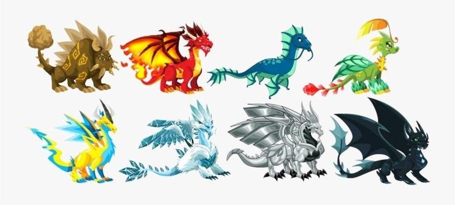 Features Of Dragon City MOD APK