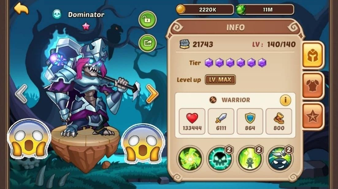 Download Idle Heroes MOD APK Unlimited Everything 2021 Latest Version