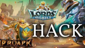 Lords Mobile MOD APK Download (Unlimited Money, Unlimited Gems)