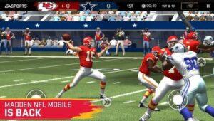 Madden NFL Mobile MOD APK Download (Unlimited Money, Unlocked)