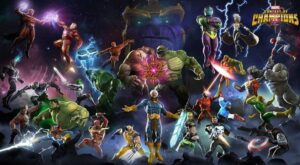Marvel Contest of Champions MOD APK 2021 (Unlimited Money, Crystals)