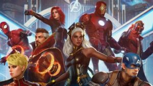 Marvel Future Fight MOD APK 2021 (Unlimited Money, Gold, Crystals)