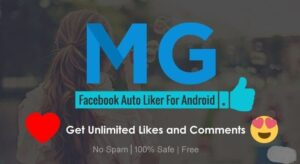 MG Auto Liker APK 2021 (Unlimited Likes) Download Free Latest Version