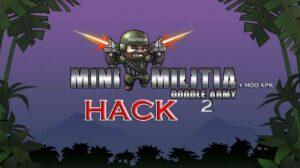 Mini Militia MOD APK Download (Unlimited Ammo, Nitro, Health)