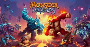Monster Legends MOD APK 2021 Download (Unlimited Everything)