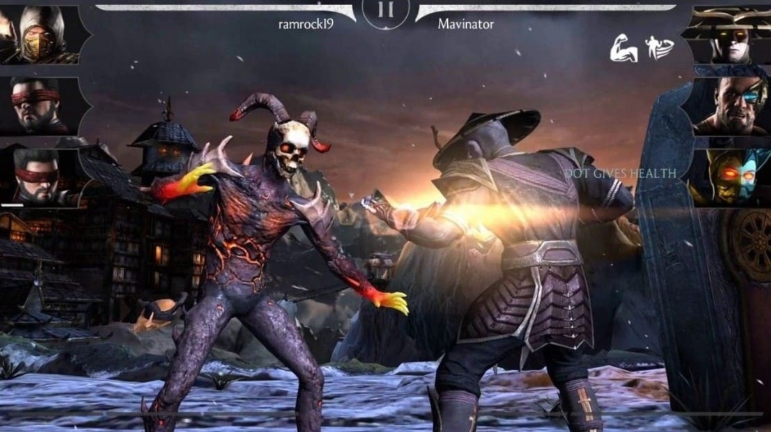 Download Mortal Kombat X MOD APK Unlimited Money And Souls Latest Version 2021